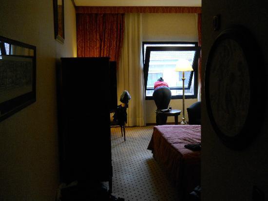 โรงแรมเมเลีย มิลาโน: room