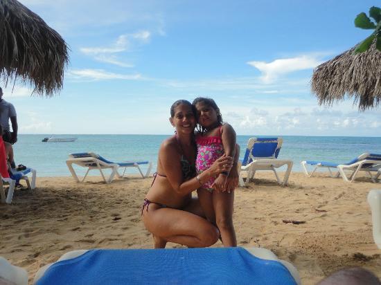 جراند بايا برينسيب إلبورتلو - شامل جميع الخدمات: Vista de Playa y Mar 