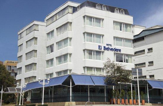 GHL Comfort Belvedere: Fachada Hotel