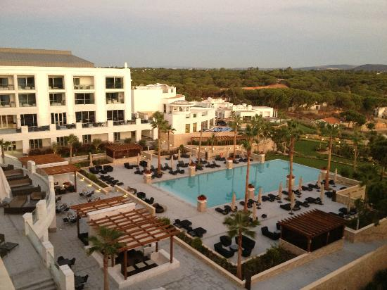 Conrad Algarve: View from our room