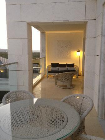 Conrad Algarve: Suite balcony