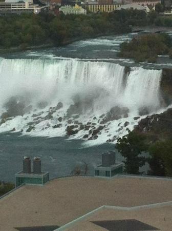 Hilton Niagara Falls/Fallsview Hotel & Suites: gorgeous