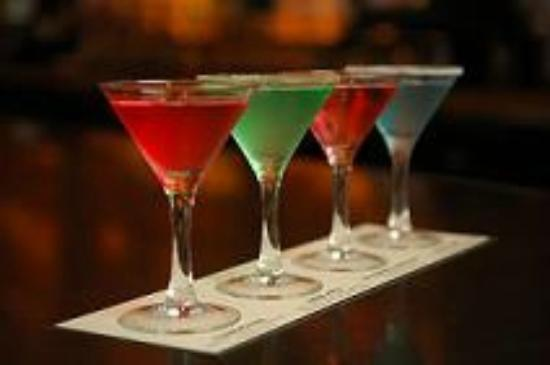 Wildfire - Glenview : Martini Flight