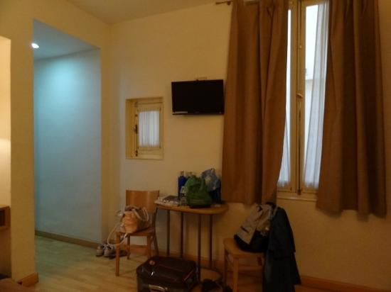 Hotel Miau: le due finestre