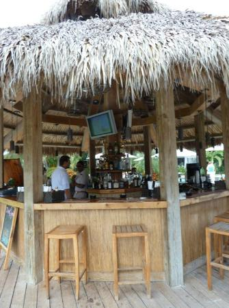 The Palms Hotel & Spa : Tiki bar