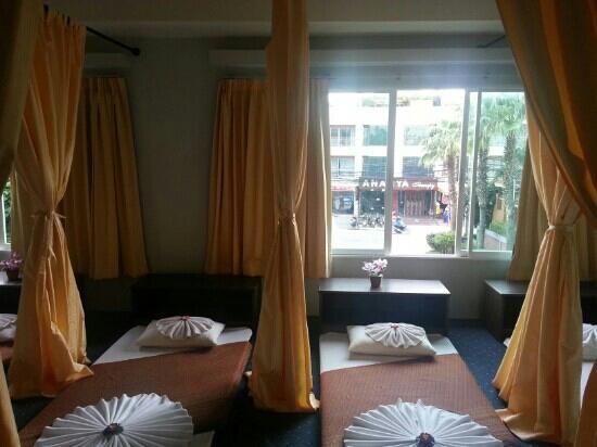 Mind Resort: Mini SPA n massage