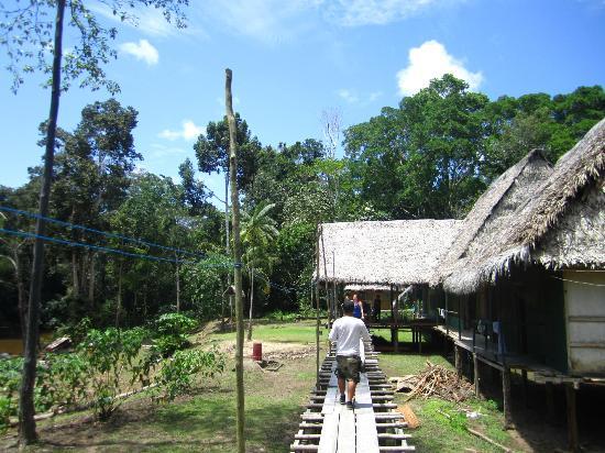 Renaco Lodge: The lodge