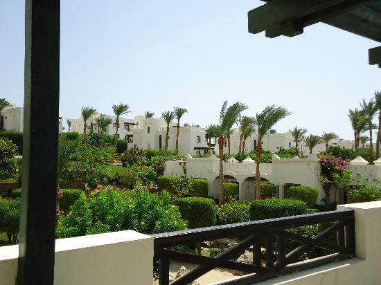 Sharm Plaza Hotel: hotel grounds