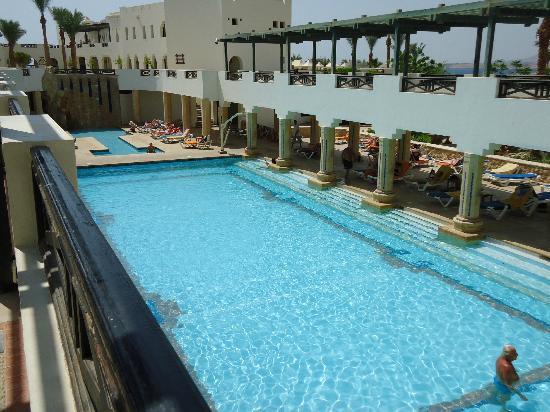 Sharm Plaza Hotel: pool