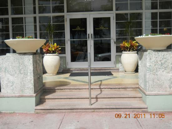Hilton Grand Vacations at McAlpin-Ocean Plaza: entrance