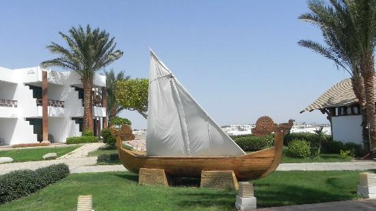 Dessole Pyramisa Sharm El Sheikh Resort: Gardens