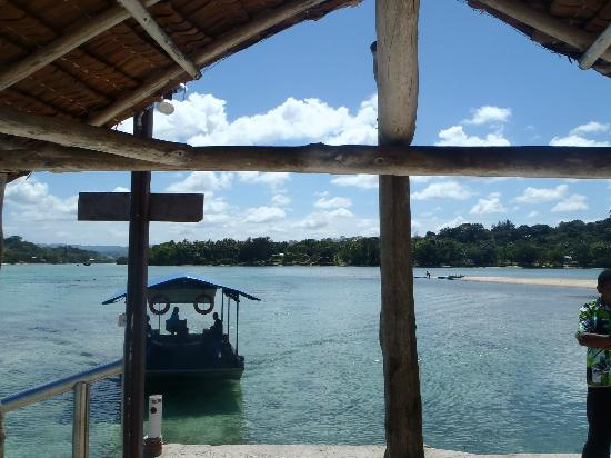 Erakor Island Resort & Spa: The Erakor ferry