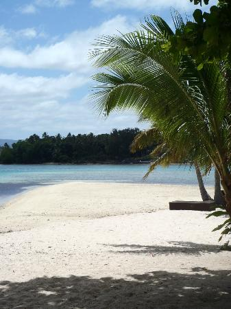 Erakor Island Resort & Spa: Another great swimming beach on Erakor