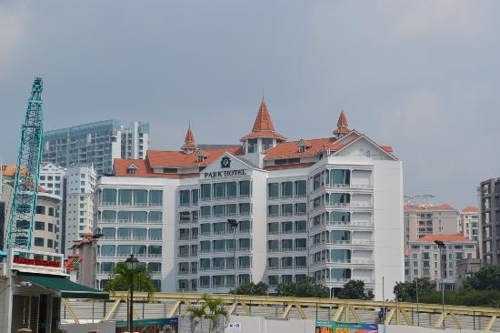 Park Hotel Clarke Quay: el hotel