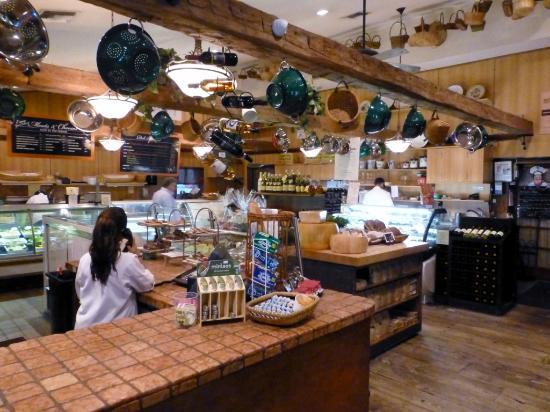 Perricone's Marketplace & Cafe : Feinkostladen