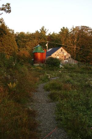 D Acres of New Hampshire: A resident's cabin