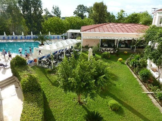 Bitzaro Palace Hotel: Restaurant