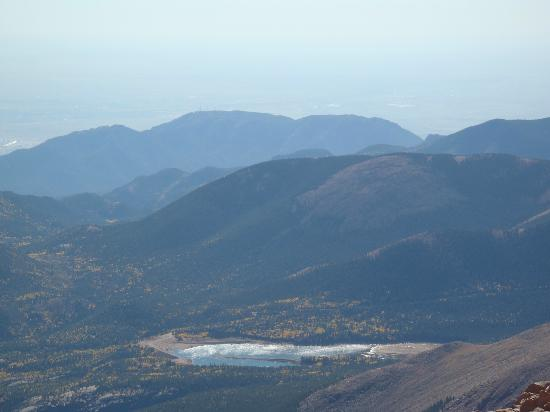 Pikes Peak - America's Mountain: View