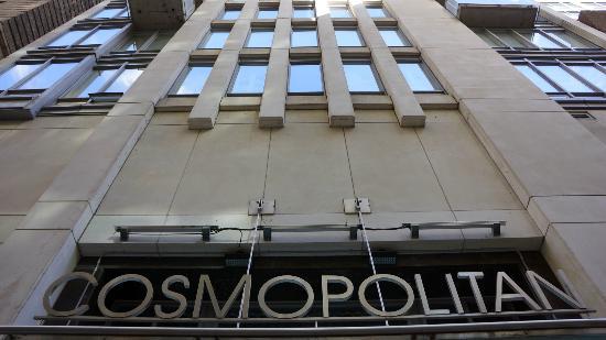 Executive Hotel Cosmopolitan Toronto: facade