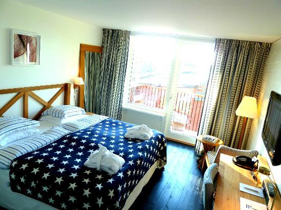 Hotel J: Zimmer