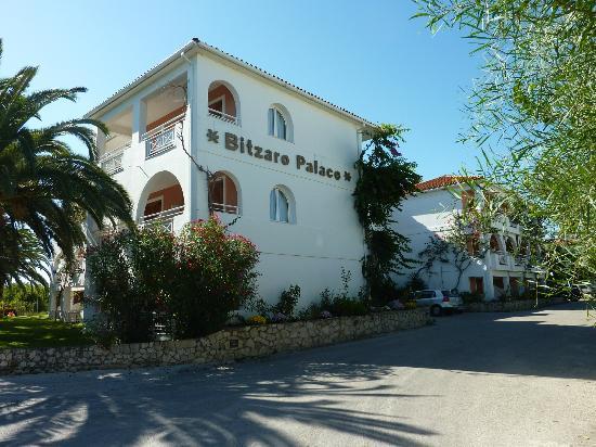Bitzaro Palace Hotel: Hotel
