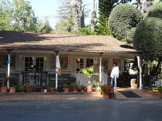 Graber Olive House : Main building - Gift Shop