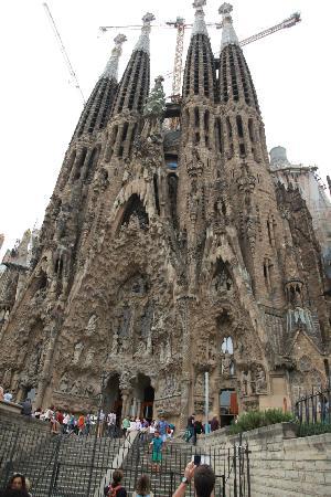 works of Gaudi - バルセロナ、ホテル アベニーダ パレスの写真 ...