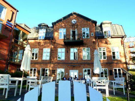 Hotel J: Haupthaus