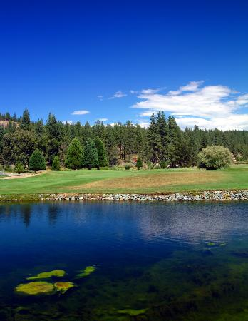 Graeagle Meadows Golf Course: Outstanding Views
