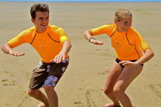Balsa Surf Camp: clases de surf!