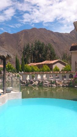 ارانوا سكاريد فالي: Zona de piscina 
