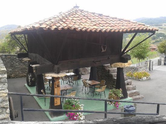 Hotel & Spa Villa de Mestas: Hórreo