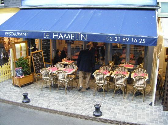 Burgerman : Lovely Le Hamelin