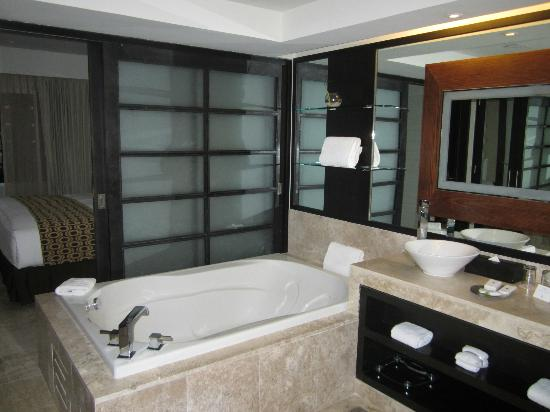 باراديسوس بلايا ديل كارمن لا بيرلا: Bathroom 
