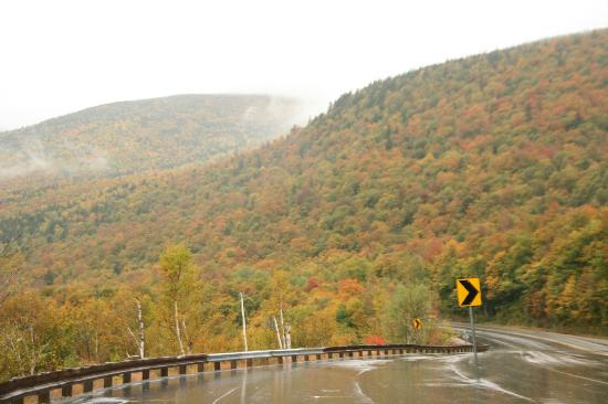 North Conway, NH : On Scenic Road