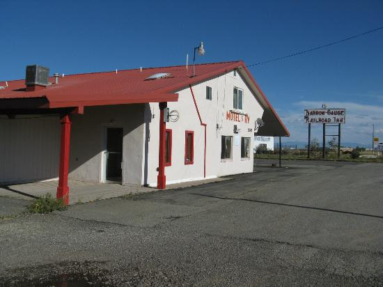 Narrow Gauge Railroad Inn Office