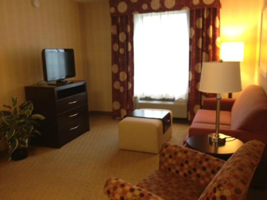 Homewood Suites by Hilton Newtown - Langhorne, PA: Living room