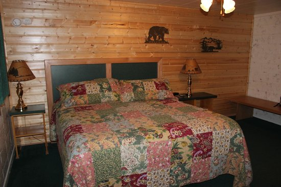 One Horse Motel:                   Bed review ---> very comfortable