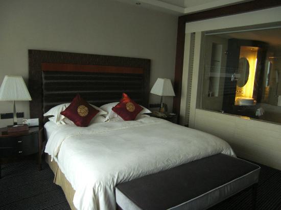 Grand Skylight Garden Hotel: 客室