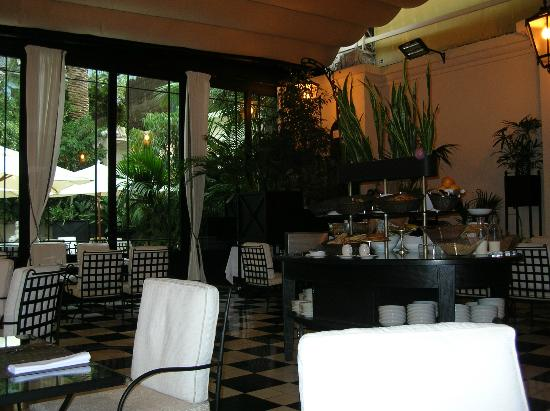 El Palace Hotel: Breakfast Buffet at El Palace