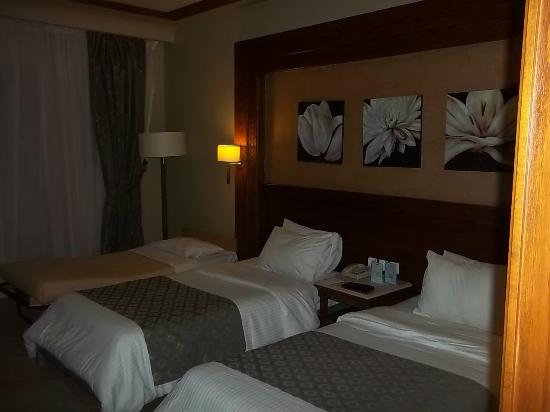 Charmillion Club Resorts: our room