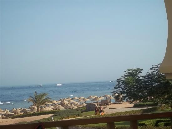 Sea Club Resort - Sharm el Sheikh: view from our terrace