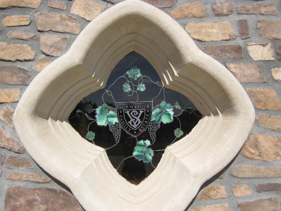 Schweiger Vineyards: Schweiger window 