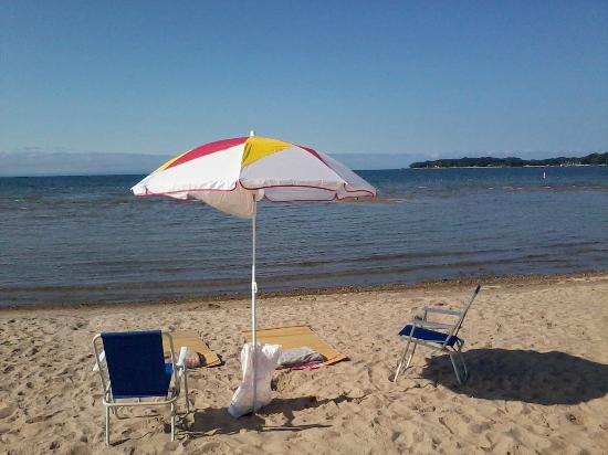 Crystal Beach: Great place to enjoy