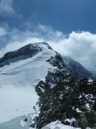 Mount Corvatsch: Top of Corvatsch