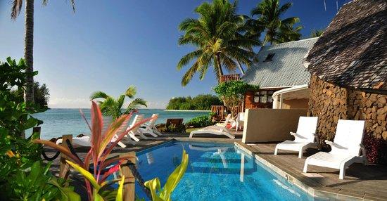 Manea Beach Villas Rarotonga