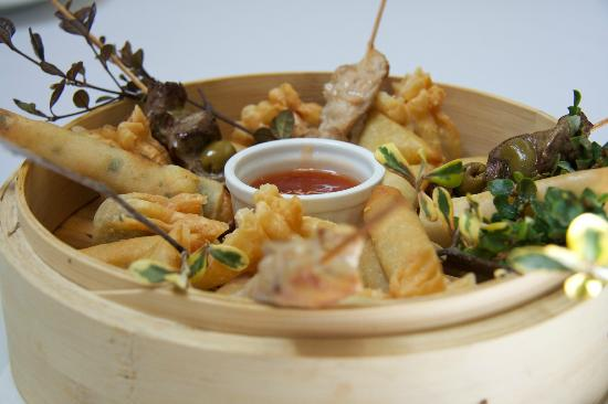 Petite Fleur at Seifried Estate: Asian Basket