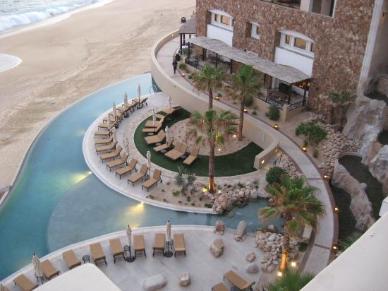Grand Solmar Land's End Resort & Spa: Sushi Pool Area