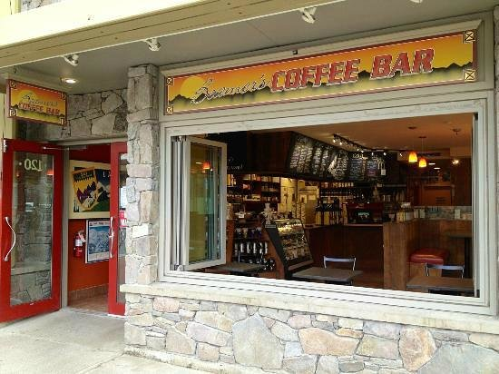 Beamer's Coffee Bar: Store Front