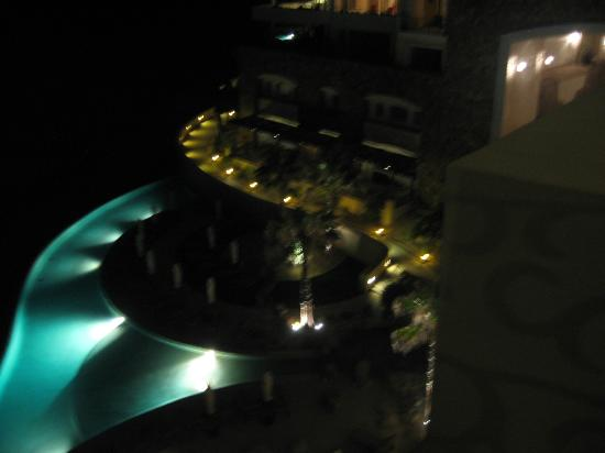 Grand Solmar Land's End Resort & Spa: Night View From Balcony